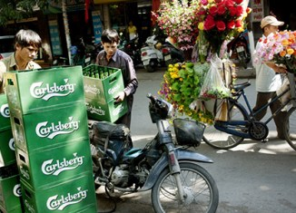 Carlsberg to set up brewery in Myanmar