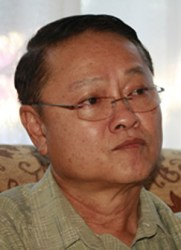 Chamroon Chinthammit, Khon Kaen Sugar CEO & President