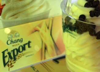 Beer ice cream causes stir in Thailand (recipe)