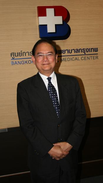 Chatree Duangnet Bangkok Hospital