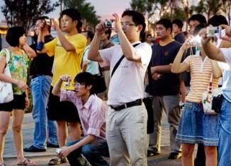 Thailand becomes China's second-biggest tourist destination