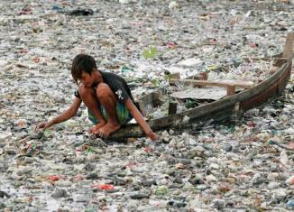Citarum: Possibly the world's most polluted river