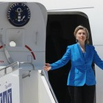 Clinton visits Brunei, East Timor