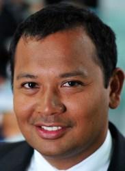 Dato' Kamarul Muhammad, CEO of UZMA