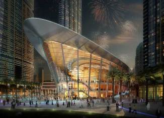 Dubai plans 2,000-seat opera house