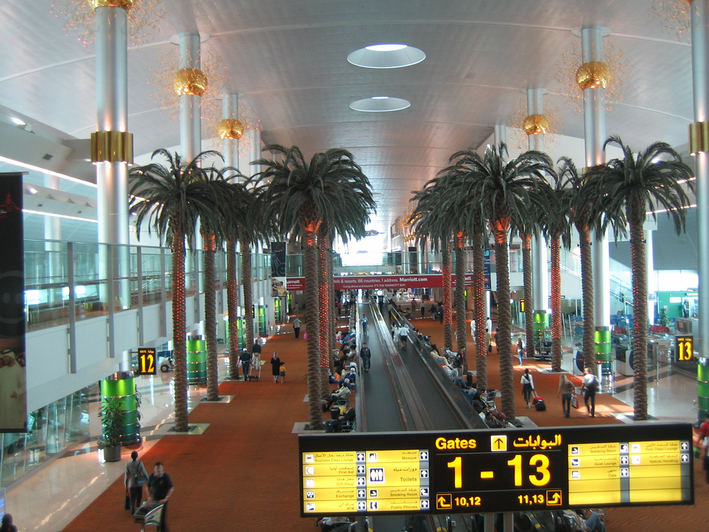 Airports in the Gulf getting $90 Billion upgrade