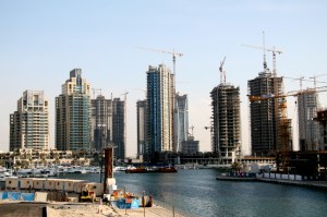 Abu Dhabi and Dubai rents not as high anymore