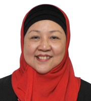 Sarimah Binti Haji Mohamad Sabudin