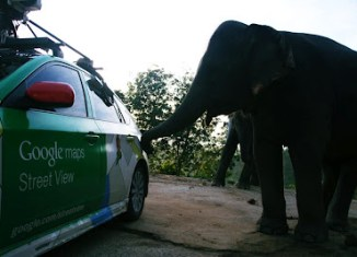 Google Street View worker held hostage in Thailand