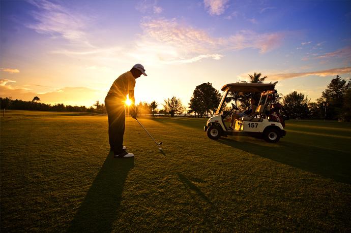 Empire Brunei Golf Court