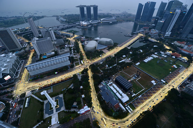F1 'on track' with $3b Singapore IPO