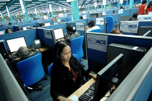 Philippine+call+center