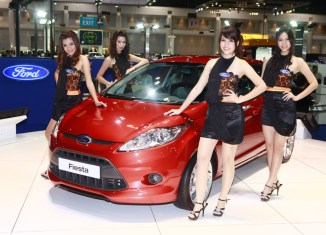 Ford to shift Fiesta production to Thailand