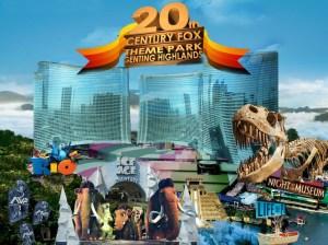 Fox theme park
