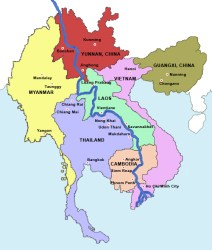 GMS map