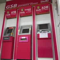 GSB ATM