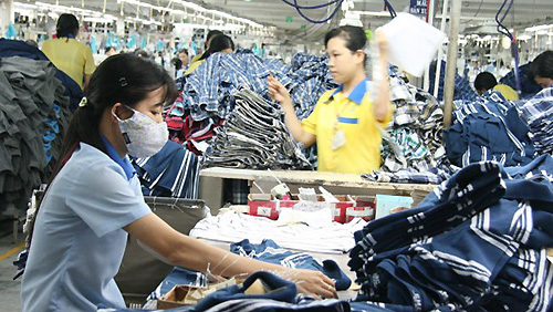 Vietnam receives $200m fresh garment investment