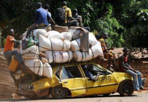 Ghana transport