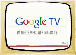 Google announces Google TV