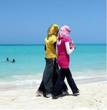 Halal beach