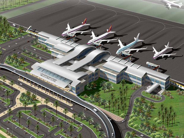 South Korean consortium firm to build new Myanmar airport