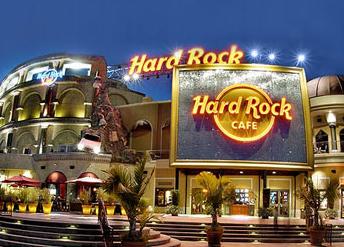 Finally: Hard Rock Cafe goes Cambodia