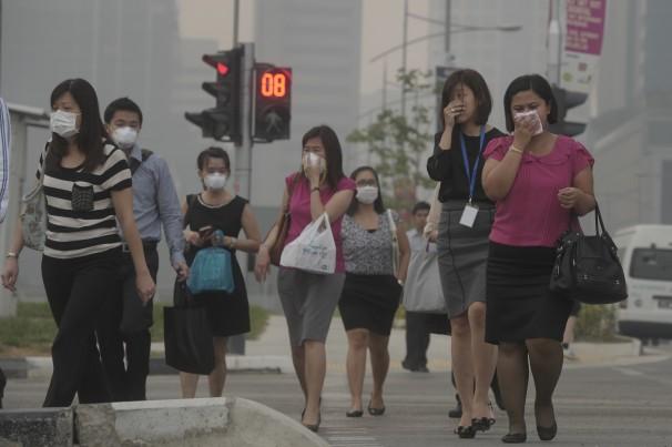 Forest fire haze: Still no effective solution