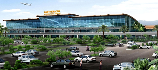 Bidding race for new Myanmar airport started