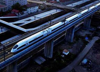 Bidding for Thai high-speed train in 'late 2014'