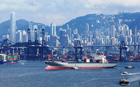 ASEAN, Hong Kong work on trade pact