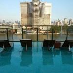 Bangkok hotel occupancy drops 25%