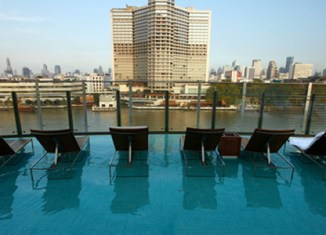 Bangkok hotel occupancy drops 25%