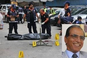 Ambank founder shot dead over land deal