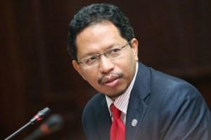 Universiti Teknologi Malaysia (UTM) Vice Chancellor Professor Dato' Ir. Dr. Zaini bin Ujang