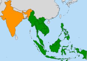 India ASEAN