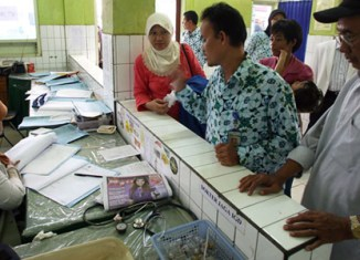 Indonesia to launch world's largest health insurance system