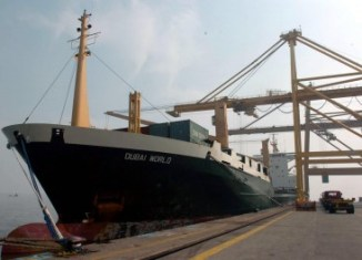Indonesia Port