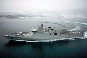 Indonesia warship