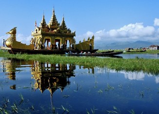 Myanmar prepares for tourism boom