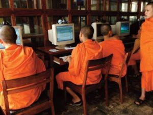 Internet in Laos