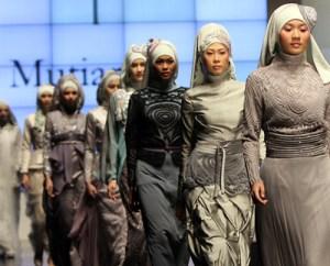 Islamic fashion fair Jakarta