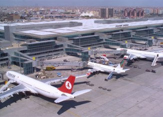 Turkey plans world's biggest airport