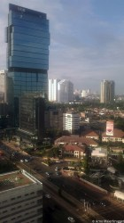 Jakarta Skyline © Arno Maierbrugger