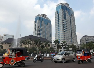 Indonesia tops FDI record