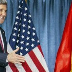 Kerry in Vietnam: Focus on trade, security