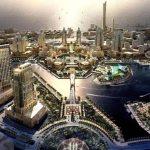 Saudi Arabia has the most mega projects