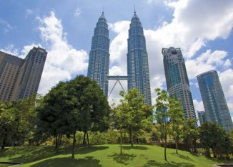 Malaysia investment surges 44%