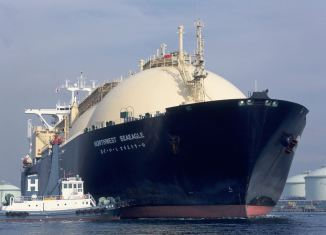 Singapore will be Asia's new LNG trading hub