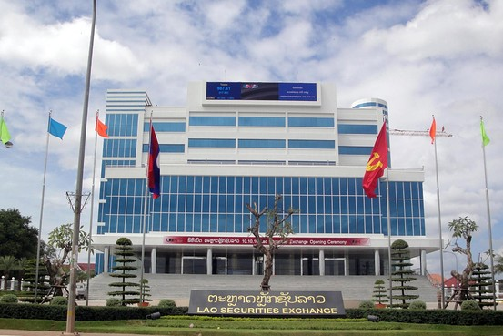 What's on the plate for Laos' bourse?