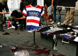 Violence could cause $2.7b loss for Thai tourism